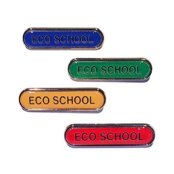 ECO SCHOOL badge